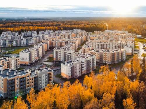 Микрорайон Новое Сертолово